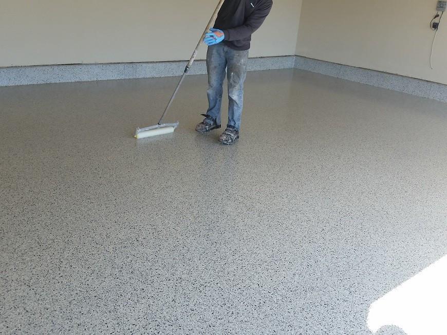 PU Floor Maintenance Contractor Malaysia