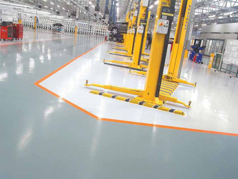 Floor Treatment Supplier and Contractor Malaysia