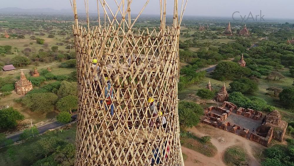 Bamboo Scaffolding Supplier Malaysia