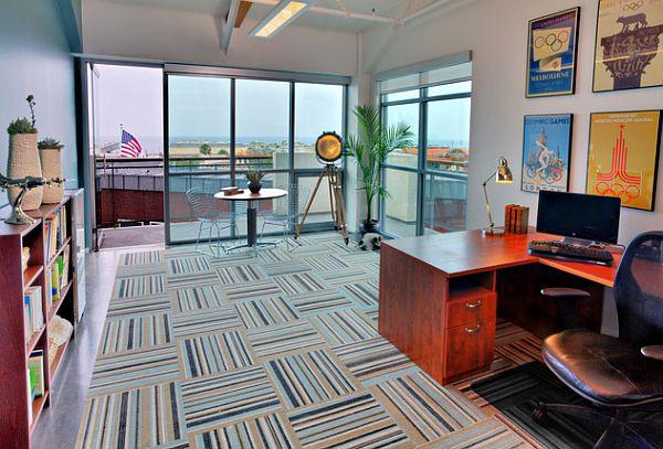 Striped Carpet Tiles Malaysia