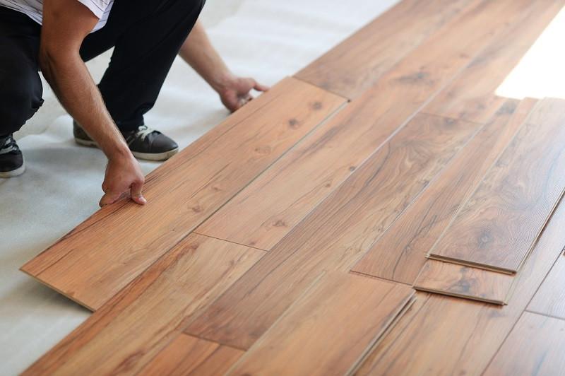Laminated Wood Plastic Floor Supplier Malaysia