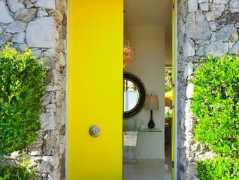 Architecture Front Door