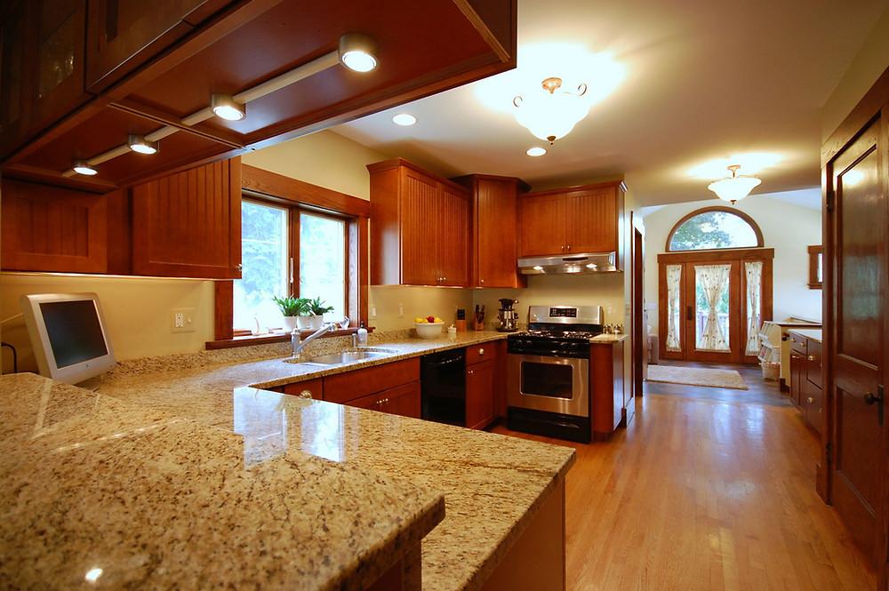 Granite Kitchen Renovation Malaysia