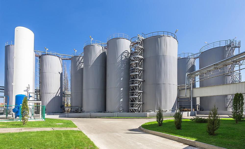 Stainless Steel Storage Tank Malaysia