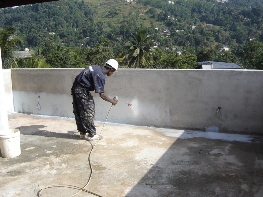 Waterproofing Applicator Malaysia