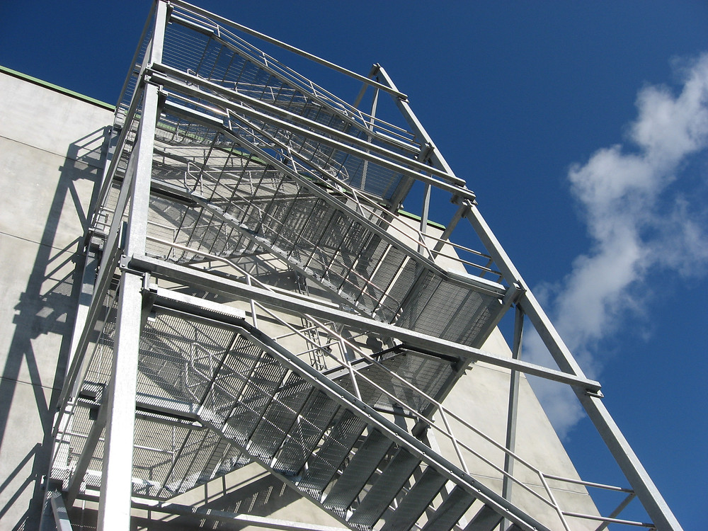 Fire Staircase Malaysia