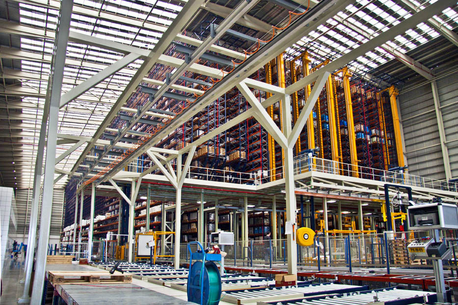 Industrial Building Design Malaysia