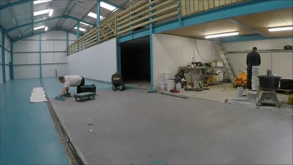 PU Resin Floor Contractor Malaysia