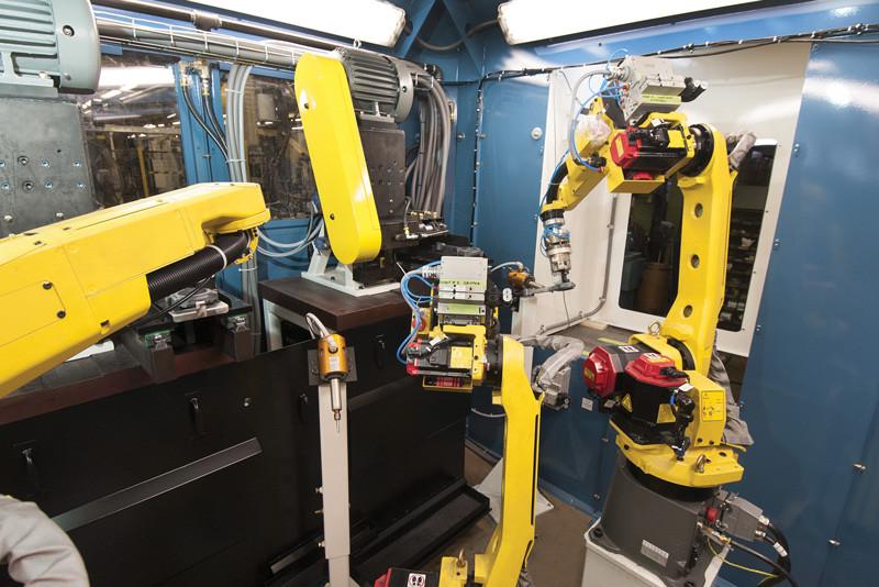 Robotic Welding Contractor Malaysia
