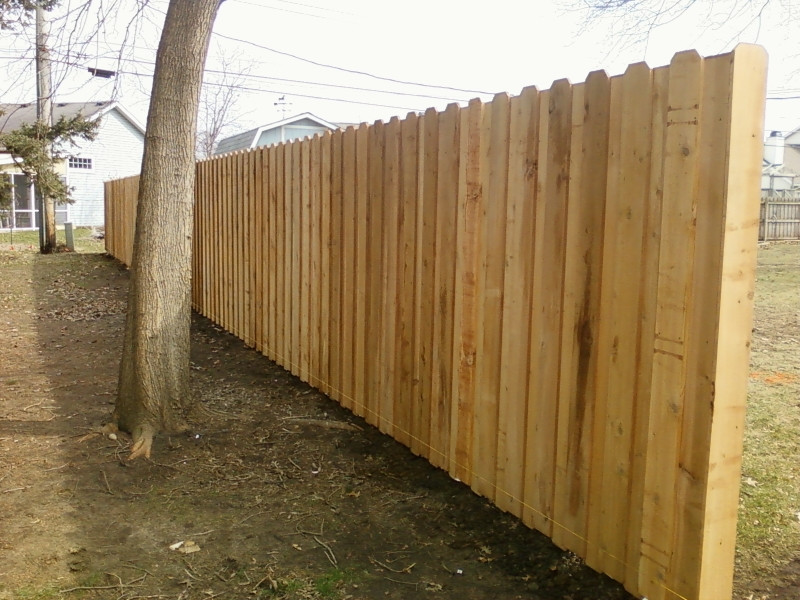 Wooden Fence Contractor Malaysia