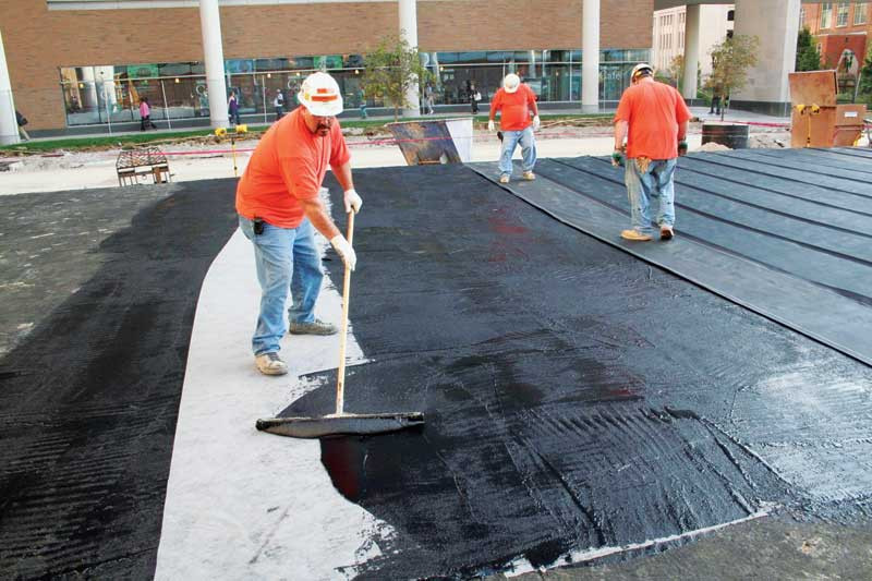 Liquid Waterproofing Membrane Supplier Malaysia