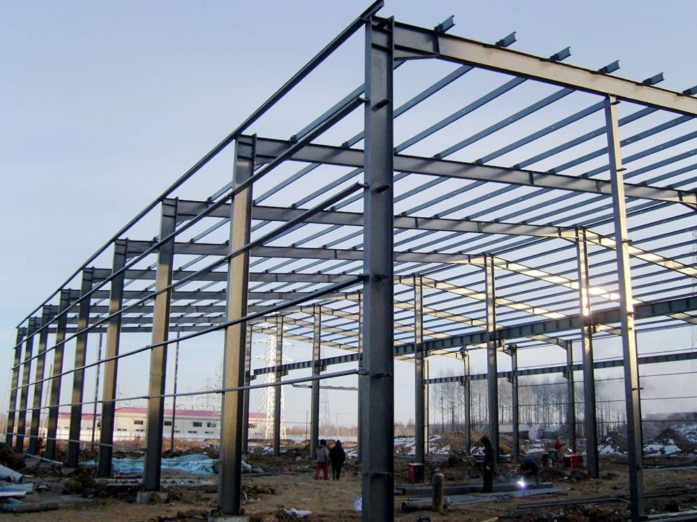 Steel Structure Contractor Malaysia