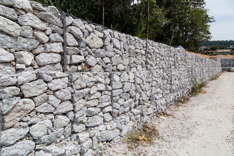 Slope Retention Gabion Supplier Malaysia