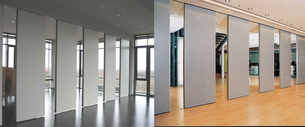 Sound Proofed Movable Glass Partition Malaysia