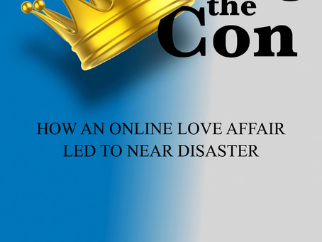 """Her King the Con"" now out in paperback and Kindle"