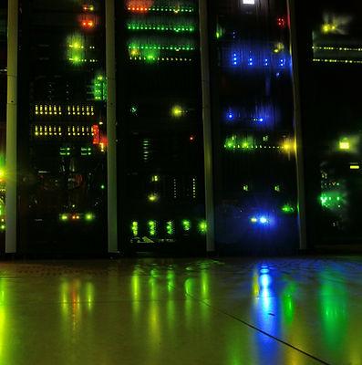 Servidores de rede, PABX, Rack