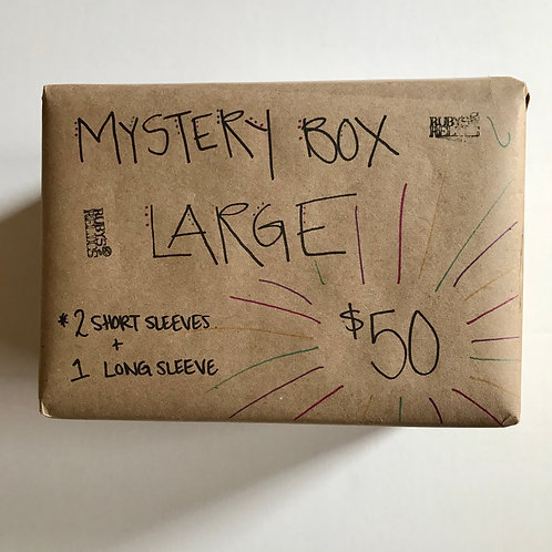 MYSTERY BOX - SIZE LARGE