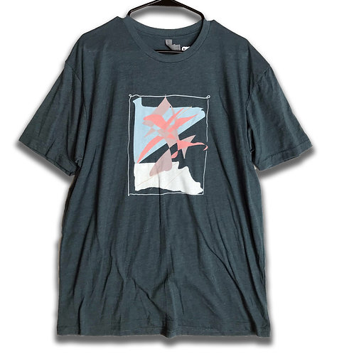 Blue Tee - Size X Large