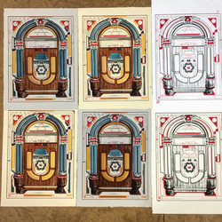All editions of Cosmik Jukebox
