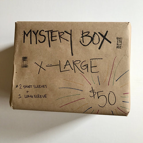 MYSTERY BOX - SIZE X LARGE