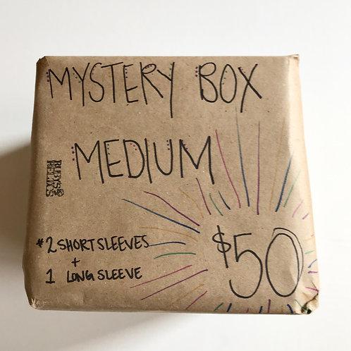 MYSTERY BOX - SIZE MEDIUM
