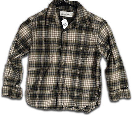 Children's Flannel - Size Small