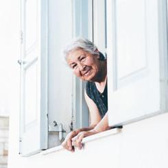 Soins aux personnes âgées