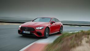 Estreno mundial del primer híbrido de altas prestaciones de Mercedes-AMG