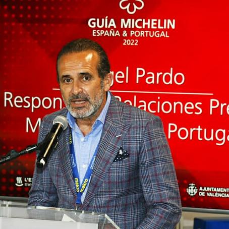 Gala de presentación de la Guía MICHELIN España & Portugal 2022