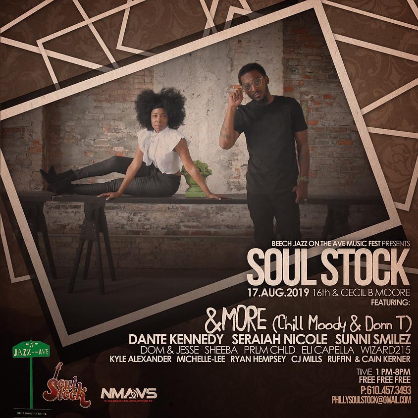 SOUL STOCK 2019 - 1:00 PM (Philadelphia, PA)