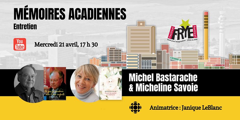 Mémoires acadiennes (FR)