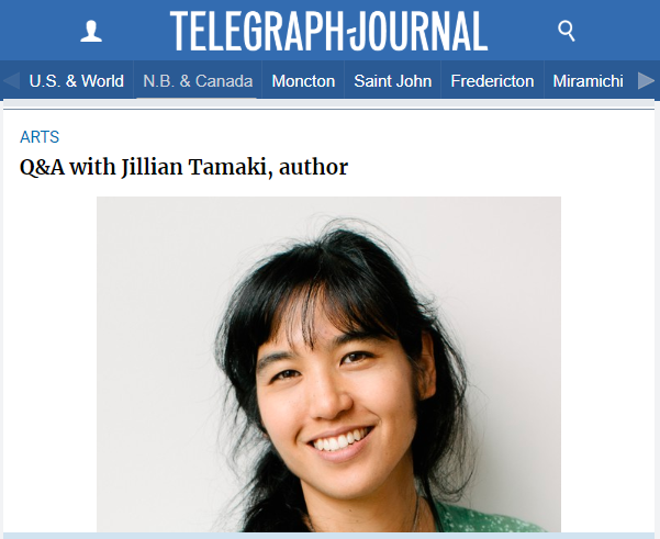 TELEGRAPH JOURNAL