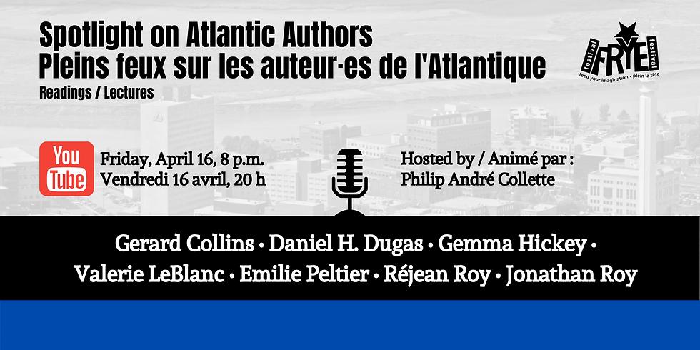 Spotlight on Atlantic Authors (BIL)