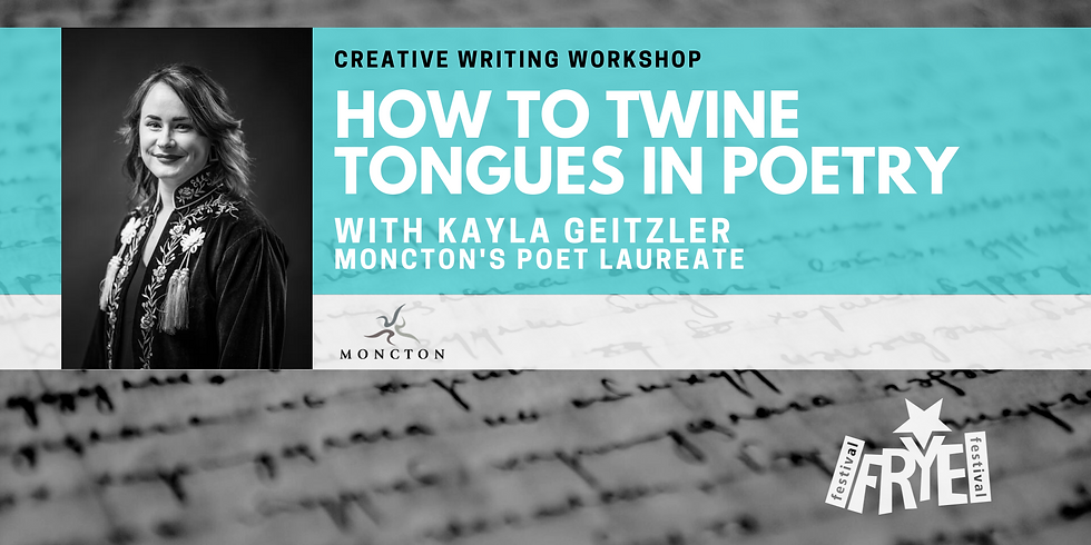 How to Twine Tongues in Poetry