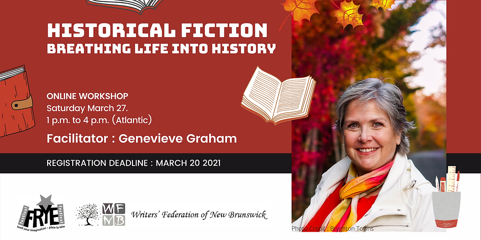 Historical Fiction - Breathing Life into History