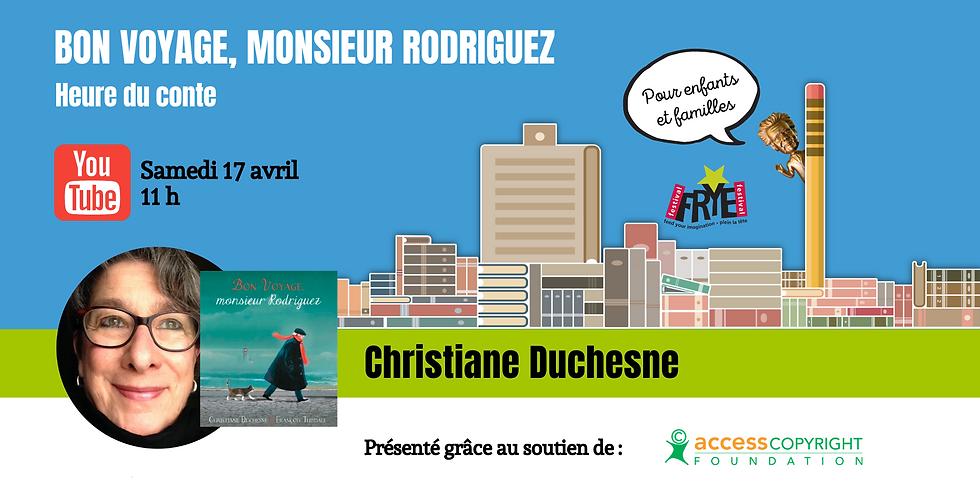 Bon voyage, monsieur Rodriguez (FR)