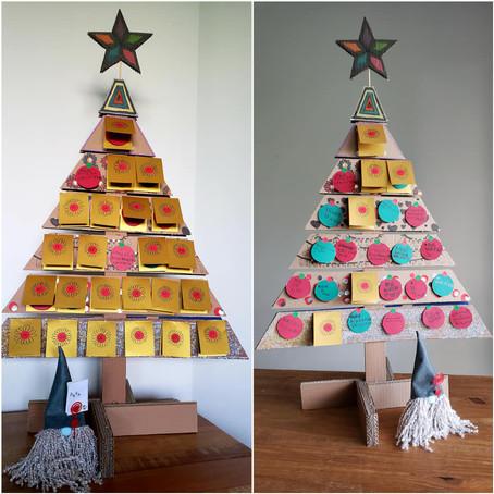 Caça ao tesouro de Natal!