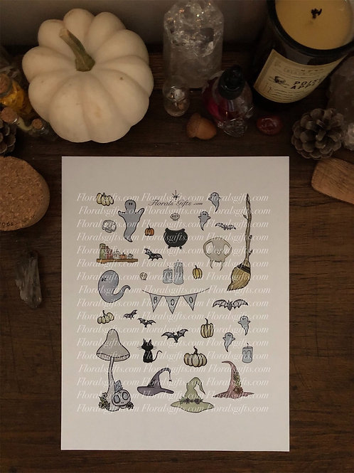witchy printable