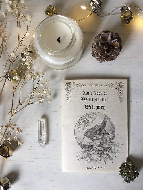 Little books of spells + such