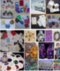 various textile crafts