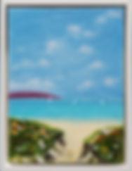 Annandale Sailing Beach vista