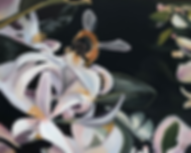 Bernadette McConville Bees and white flower- white.png