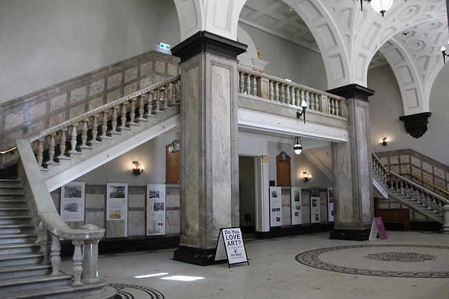 Brisbane City Hall foyer