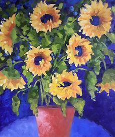 Linda Bridges Sunflowers.jpeg