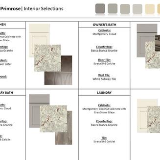 Model Home - Primrose