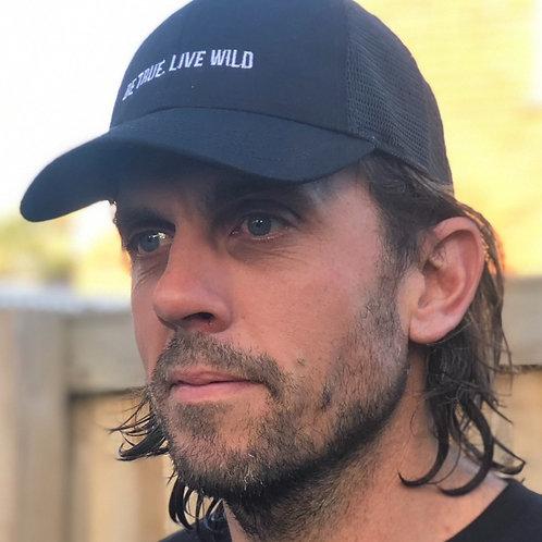 Be True. Live Wild Trucker Cap