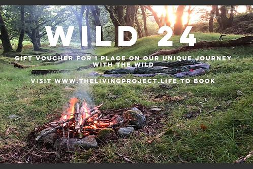 WILD 24 GIFT VOUCHER