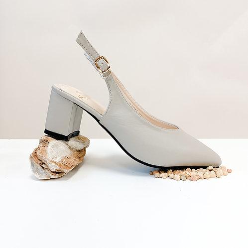 Kleo Heel II - Mid Grey