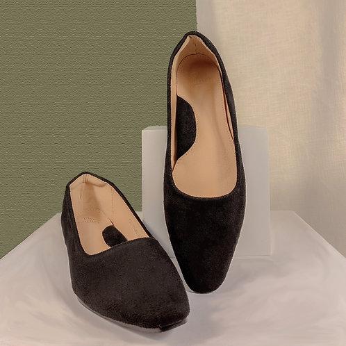 Kari Square Toe - Black