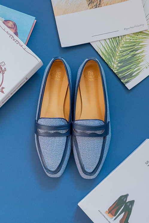 Kenni Loafers Navy